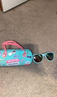 Sunglasses and case