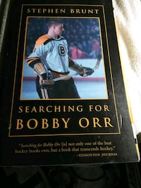 Searching for Bobby Orr Chelmsford, 01863