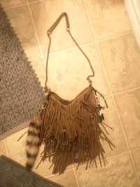 Boho Fringe purse North Vancouver, V7P 2R1