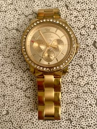 Juicy couture gold watch Centreville, 20120