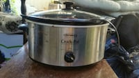 stainless steel Crock-Pot slow cooker Kaneohe, 96744