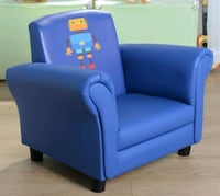 Kids Robot chair small chair playroom chair kids seat children sofa