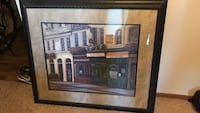 Framed painting about 2.5 feet by 2 feet St. Louis Park, 55416
