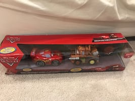 Disney Cars remote control Vehicles