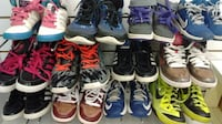 (85) Basketball shoes for kids from $12