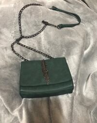 Small Emerald Green shoulder/crossed bag  New Mississauga, L5M 4E1