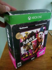 Rage 2 xbox one game Fall River, 02724
