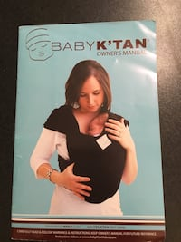 Baby K Tan Breeze XS Calgary, T2Z