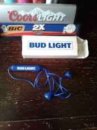 Ecouteur bluthoot bud light neuf
