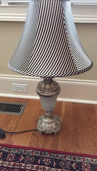 Antique lamp with contemporary shade North Augusta, 29860