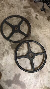 Original 1929 ford model A steering wheels Purcellville, 20132