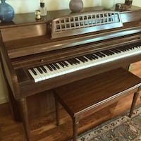 Upright Piano (Like New) Washington