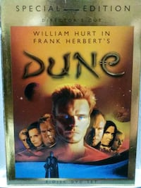 Dune Special edition 3 dvd set Baltimore