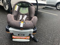 toddler and baby stroller and car seat+ base Morganville, 07751