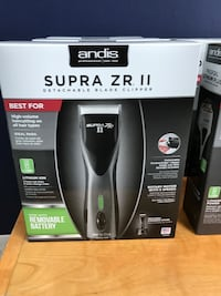 Andis Clippers and Trimmers