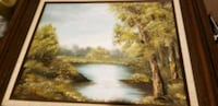 Oil painting Wright City, 63390