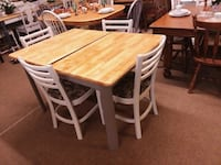 Table and chairs Midland City, 36350