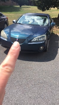 2006 Pontiac Grand Prix  3.6  all need is new battery will run  also need pass inspection for ABS Or all for parts   Will sell 500 and come with clean title ready  ; need gone ASAP before Aug 1 Strasburg