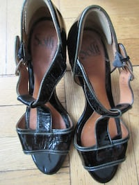 Sofft leather open-toe sandals 219 mi