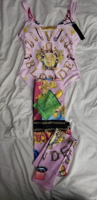 Authentic Versace Set
