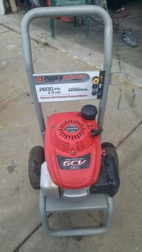 red and black Honda pressure washer Pacific Junction, 51561