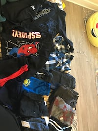 Toddler boy clothes Capitol Heights, 20743