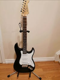 Black Academy Electric Guitar