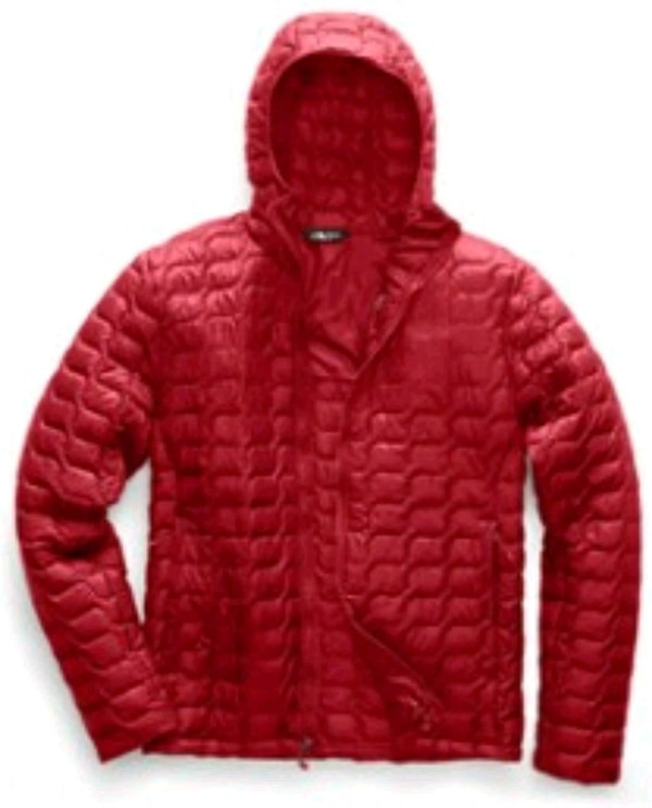 New men's ThermoBall North Face jacket