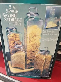 Space Saving Storage Set MIDDLETOWN