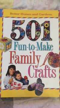 Arts and crafts book