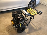 DeWalt Professional 4200 PSI (Gas-Cold Water) Pressure Washer w/ Honda Engine Ashburn, 20148