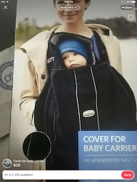 Brand new baby cover Toronto, M6A 1N2