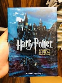Harry Potter complete 8 movies collection:Sealed box:free Delivery  Toronto, M1B