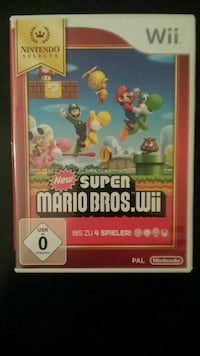 New Super Mario bros. Wii  Hannover, 30451