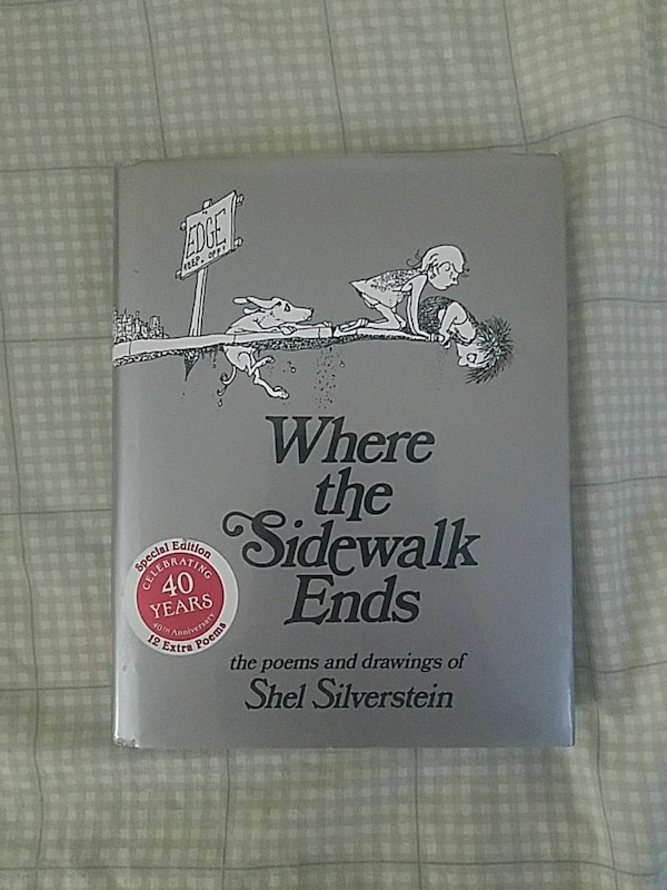 """Where the Sidewalk Ends"" 40th Anniversary Edition 0"