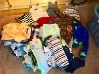 LOT / 0-9 months baby boys clothes - 75 pieces Virginia Beach, 23454
