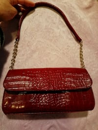 Nice leather bag, Crossbody nice red leather  Markham, L3S 4K1