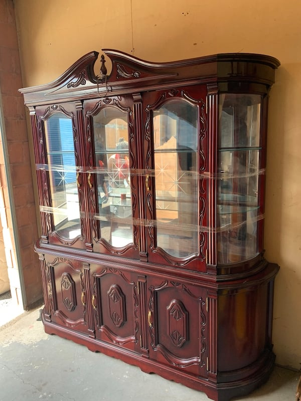 BEAUTIFUL UNQIUE CABINET   - EXCELLENT COND- FREE DELIVERY TODAY!???? 2