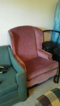 Arm Chair very comfortable. Price is negligible London, N6H 2G7