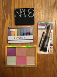 Assorted Makeup (New/Never Used) Hamilton