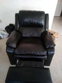 Recliner two pieces