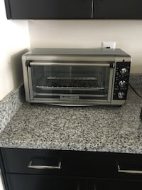 gray and black toaster oven Severn, 21144