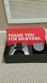 Ouya Console and Controller-Aluminum Edition Surrey, V3T