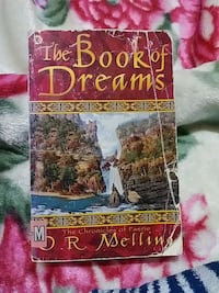 The Book of Dreams by O. R. Melling book Cobourg