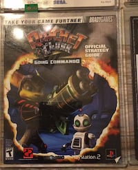 Ratchet and clank Going Commando strategy guide