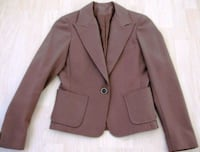 Brown Petite Blazer Perfect Condition size small Las Vegas, 89166