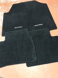 2014 Nissan Altima Mats Whitby