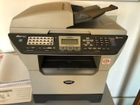 Fax stampante scanner fotocopiatrice Brother Roma, 00137