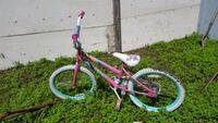 toddler's pink and white bicycle Pflugerville, 78660