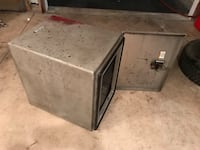"""Aluminum Truck Toolbox length 24""""width 18""""  height 24"""" Mississauga, L5R 4E4"""